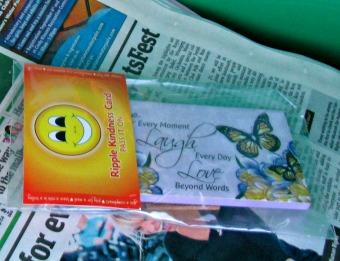 newspaper kindness