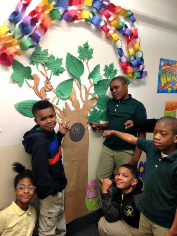 Kindness Tree at Virtual School House