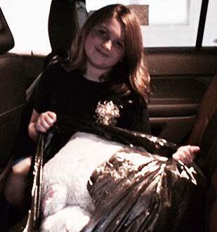 Kaylee Rodriguez Donating Toys E1628655732822