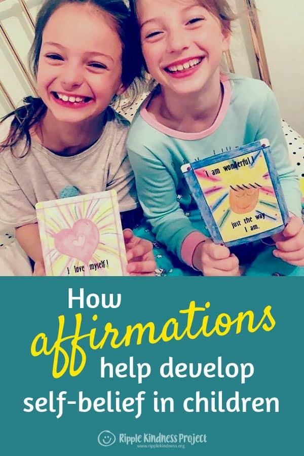 How Affirmations Help Develop Self-belief in Children | Ripple