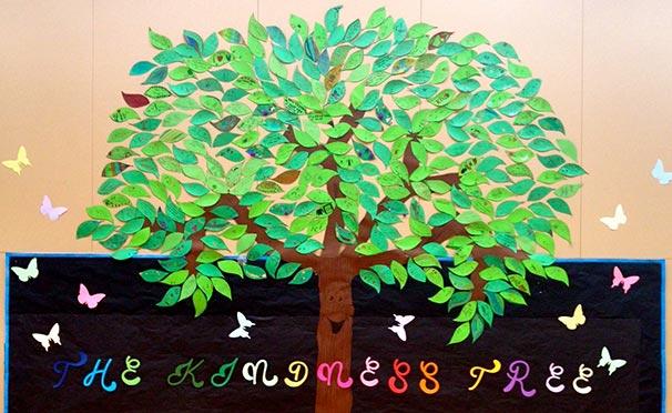 Heidelberg Primary School Kindness Tree