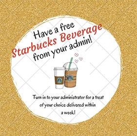 JFK-Elementary-Starbucks-Voucher