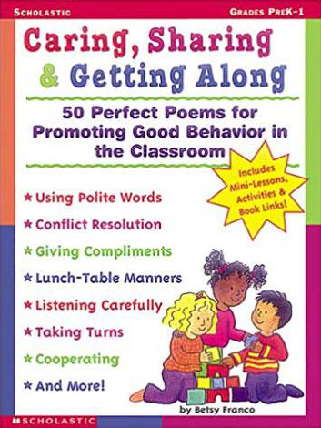 Caring, Sharing & Getting Along Book