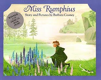 Miss Rumphius Book