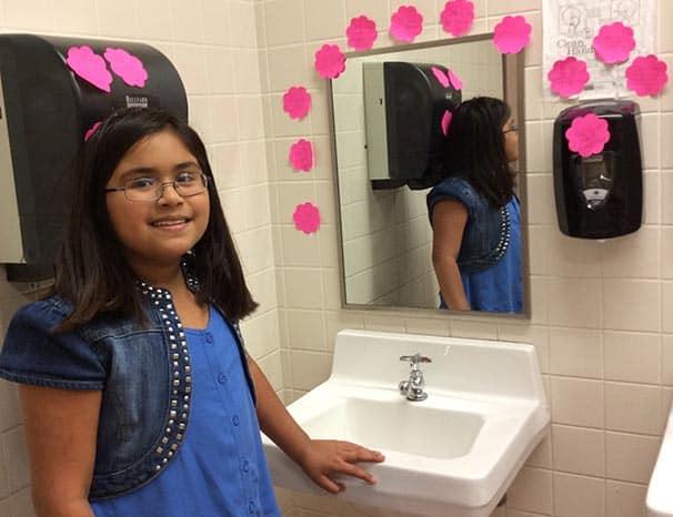 Notes In Bathroom
