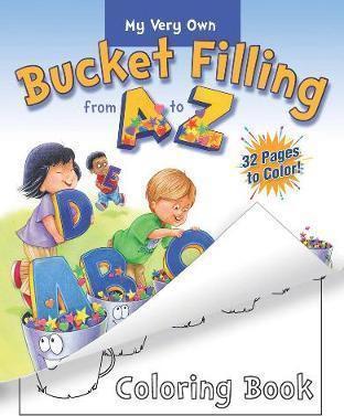Bucketfilling A Z Colouring Book