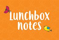 Lunchbox Notes Orange